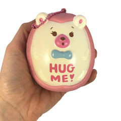 Adorable NIC Japan HUG ME Hedgehog!