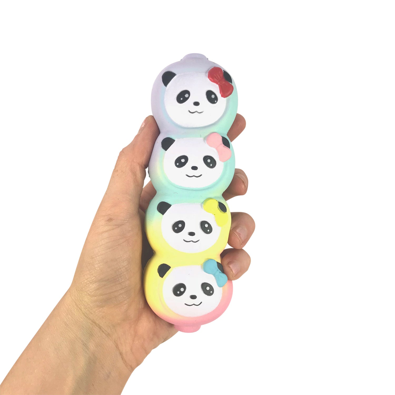 SCENTED Sweet PANDA Rainbow DANGO Squishy!