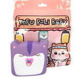 SLOW RISING, SCENTED Poli Hamster Baby Tofu!