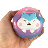 SLOW RISING, SCENTED Poli in a DONUT Squishy! *EXTREMELY LIMITED STOCK!*