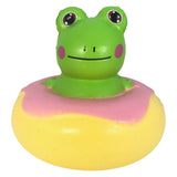 Slow Rise, DUCK or FROG Donut in BOX! SCENTED!