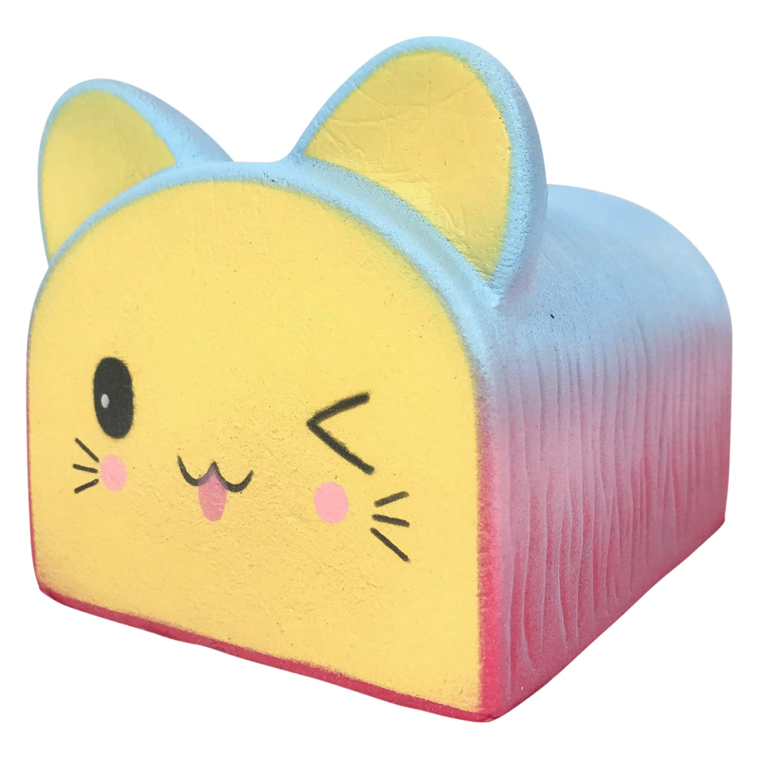 Slow Rising KAWAII CAT Bread Loaf! SCENTED!