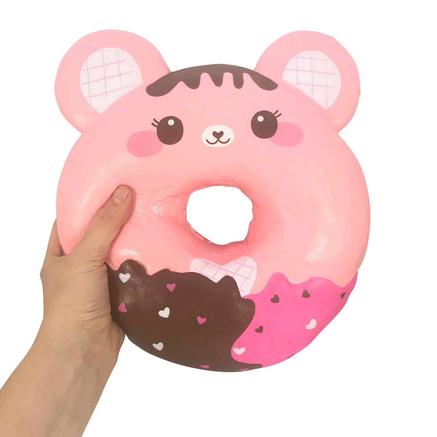 Limited As Is Defected Final Sale Super Humongous Candiibear Donuthuge Jumbo Squishy Enormous