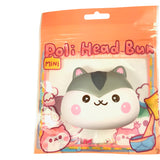 SLOW RISING, SCENTED Poli Hamster MINI Bread Bun!