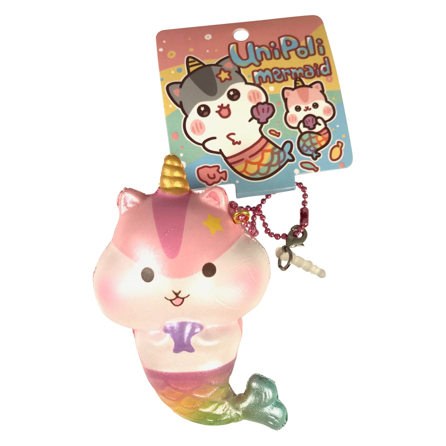 MINI SCENTED Uni Poli MERMAID!