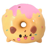 Cutie Creative SCENTED Fluff Fluff the Hedgehog DONUT!