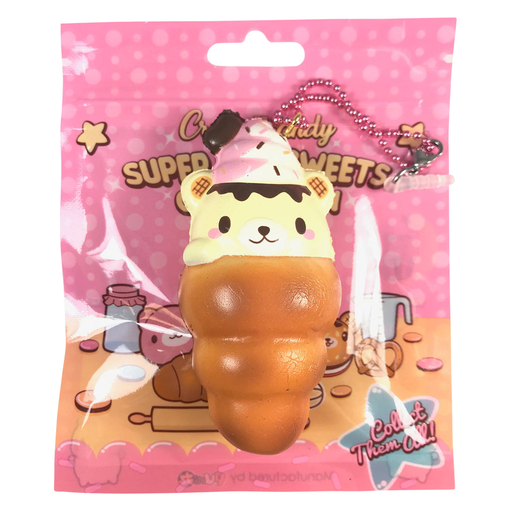 Super MINI Sweets Collection Slow Rise SCENTED Yummiibear Cornet from Creamiicandy!