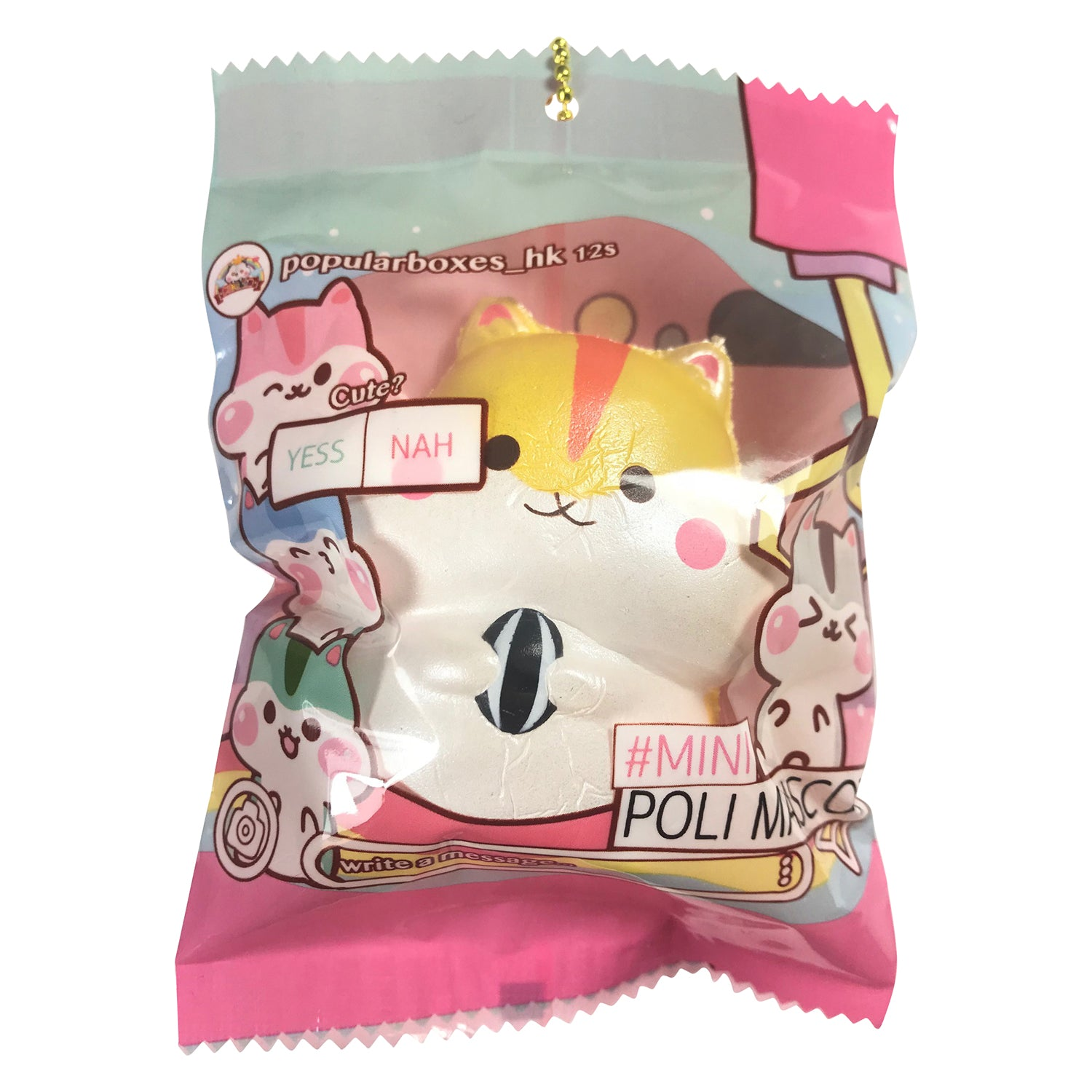 * New Colors * MINI SCENTED Poli Mascot! Cute, cute, CUTE!