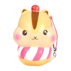 Adorable SCENTED Poli Dessert Cream Puff!