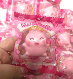 Marshmelli Can FLY! Slow Rise SCENTED Angel Marshmellii Piggy! LIMITED.