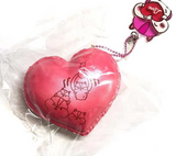 * NEW * SCENTED, Licensed Poli Heart Macaron Squishy! Medium Size! TOREBA CLAW!