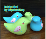 SUPER Slow Rise ToysBoxShop SCENTED Betty Bird!