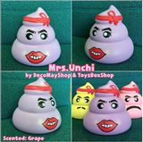 ToysBoxShop SCENTED Mrs. Unchi Poo! SO BIG!