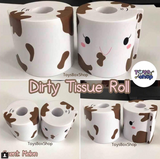 ToysBoxShop Jumbo, SCENTED (Melon) Dirty Tissue Roll! 🤣