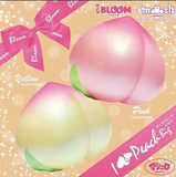 iBloom I Love Peach BIG & MINI (NEW packaging!)