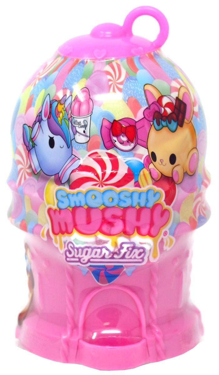 Smooshy Mushy Smooshy Surprises! Series 5 Sugar Fix Mystery Pack!!