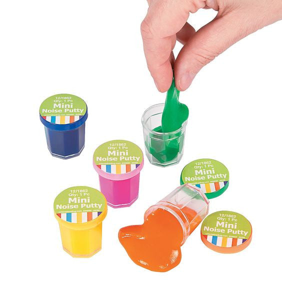 Mini (Tiny) Noise Putty SLIME!