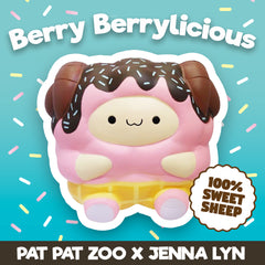 Jenna Lyn's DESSERT SERIES Scented and HUGE Pop Pop Sheep!