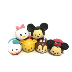 New SCENTED Disney Stackable SQUISHIES! (Like Tsum-Tsums!)