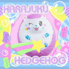 HUGE, BIG Jenna Lyn & Cutie Creative SCENTED Harajuku Hedgehog!