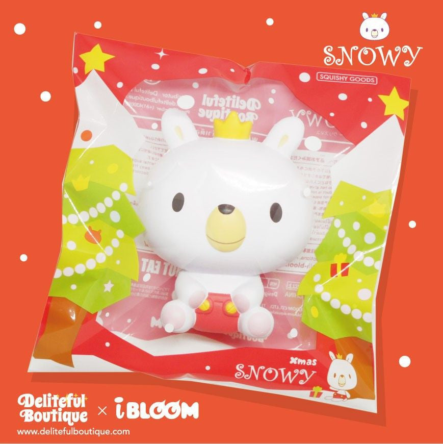 iBloom SCENTED Snowy the Polar Bear!