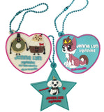 Jenna Lyn EXCLUSIVE Tags, KEYCHAINS!