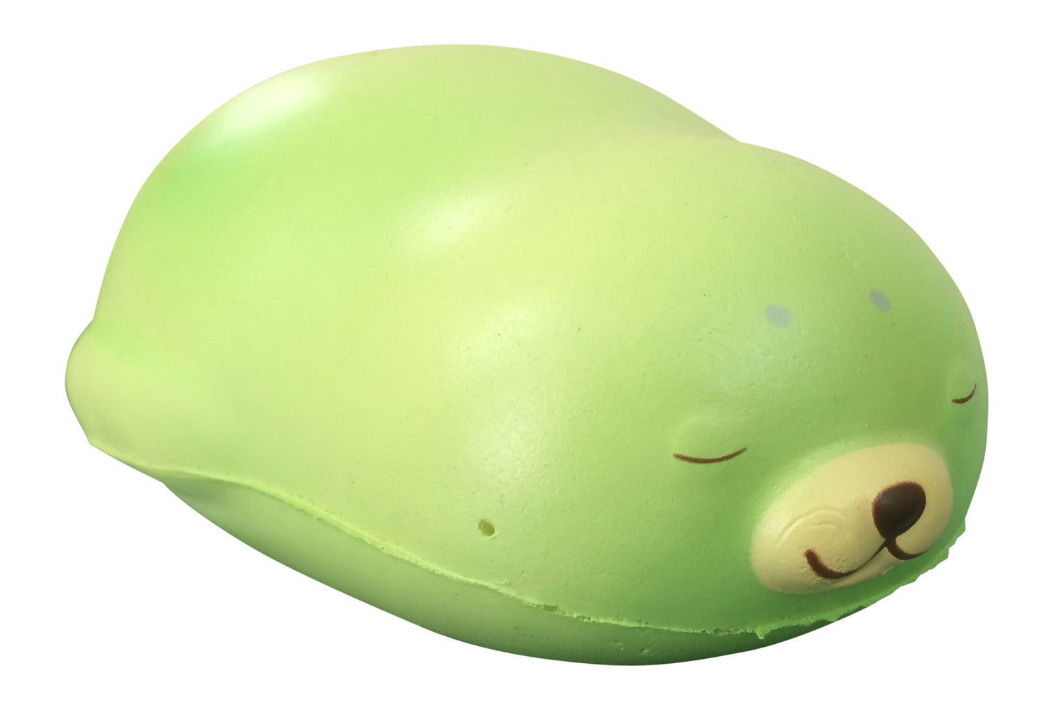Puni Maru JUMBO Mochi Seal! Scented! RESTOCK ON GREEN MELON!