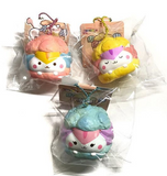 MINI Adorable Poli Cream Puffs! Unique YUMMY SCENTS!