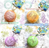 Licensed Poli at the Carnival Sugar Bun Squishy! YUMMY SCENTS!!