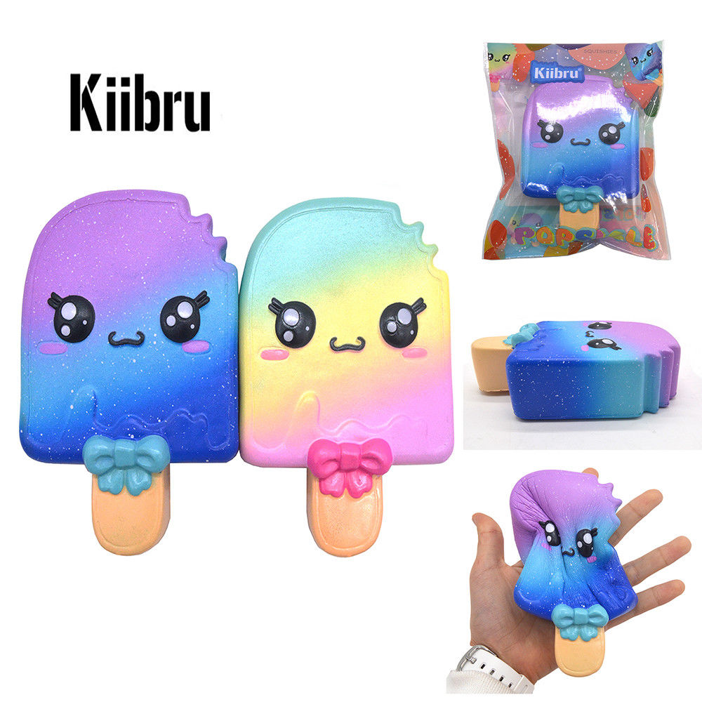 Kiibru SCENTED and SLOW RISE Kawaii Popsicle!