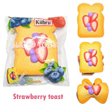 Kiibru SCENTED Strawberry Toast! SMELLS like BUTTER!