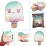 * NEW in SHIMMER * Kiibru SCENTED and SLOW RISE Kawaii Popsicle!