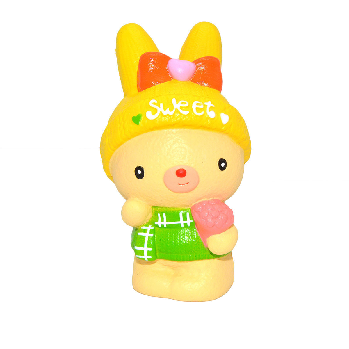 Kiibru SCENTED and SLOW RISE Winter Sweet Bunny!