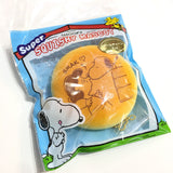 Super SNOOPY Squishy Mascot Bun!!