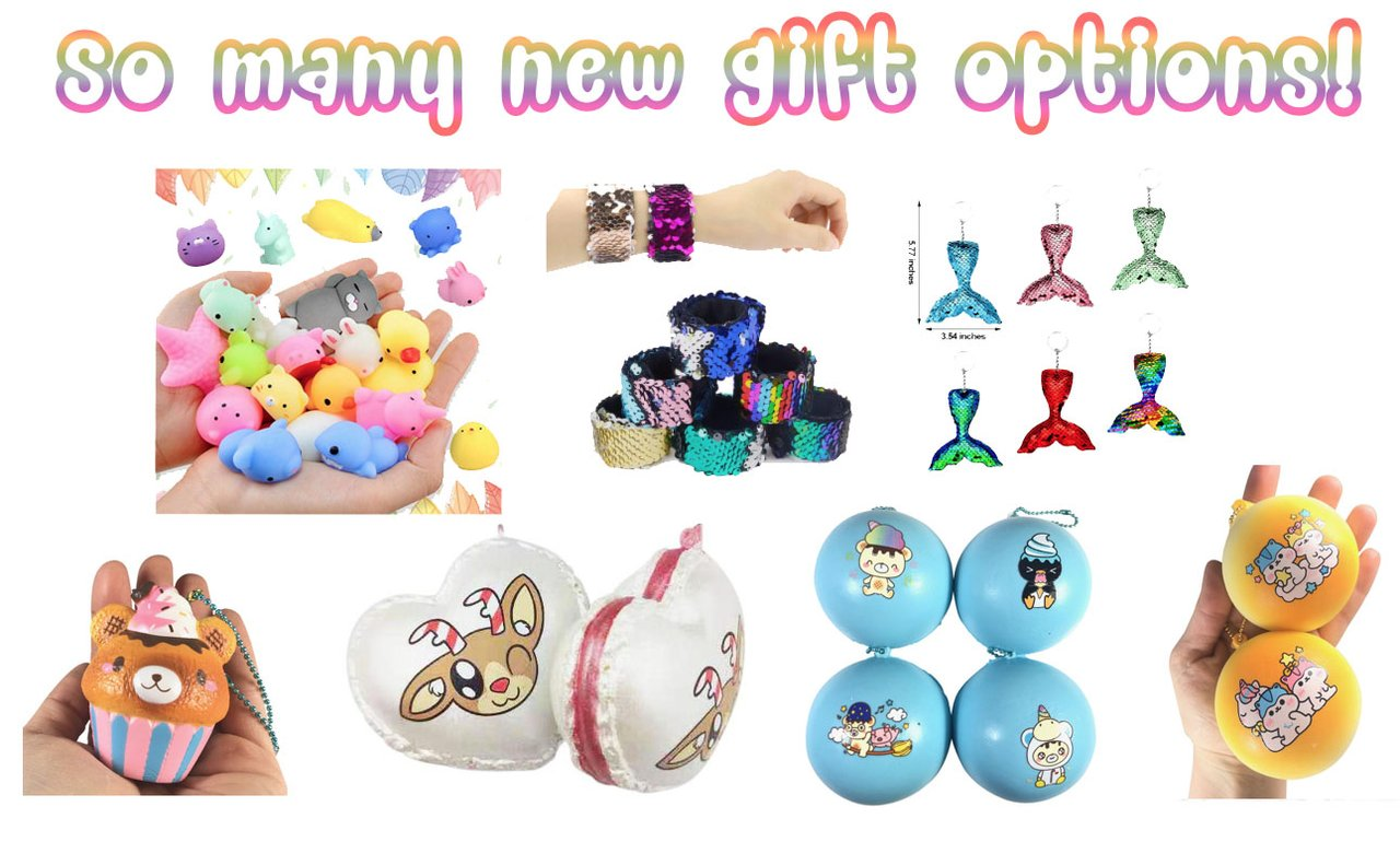 Jenna Lyn Squishies and Accessories
