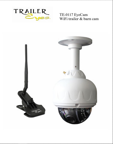 Trailer Eyes WiFi EyeCam System