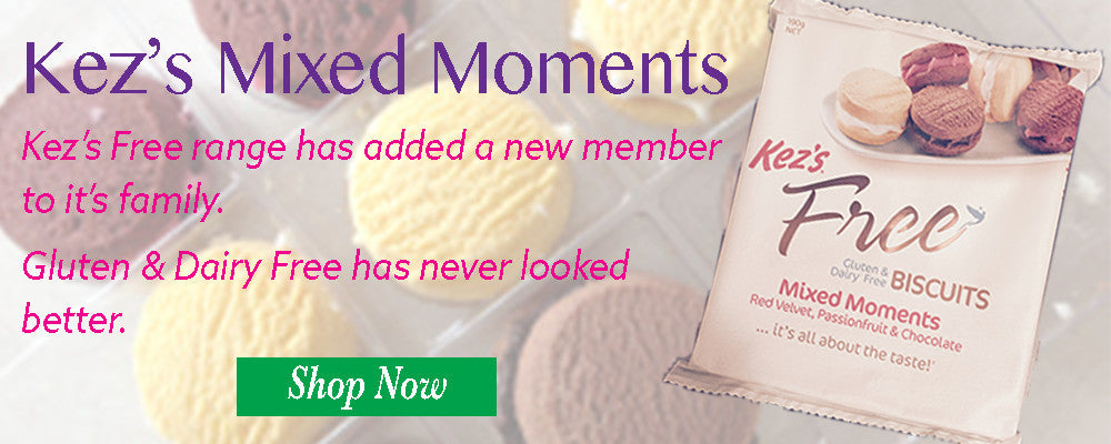 Gluten & Dairy Free Mixed Moments