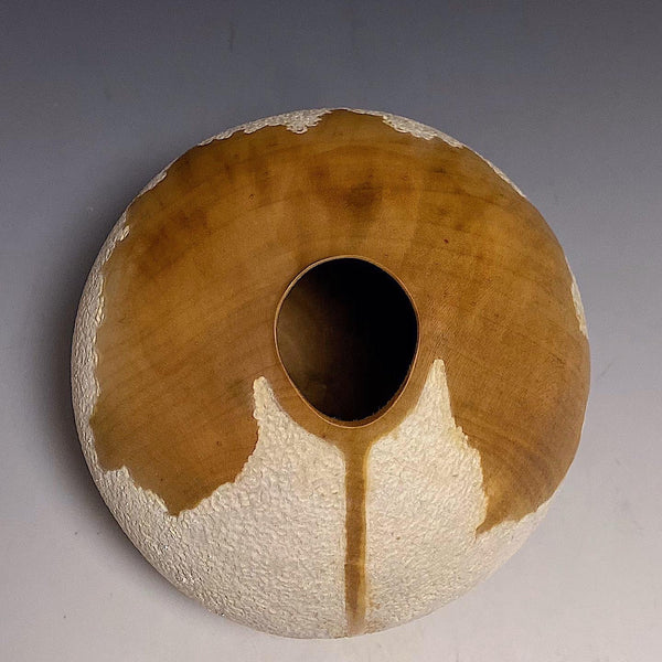 Textured Maple Vessel