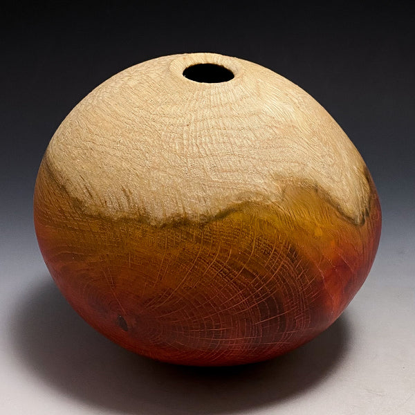 Solstice - White Oak Vessel