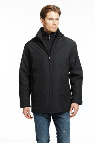 Men's Ultra Tech Coated Jacket