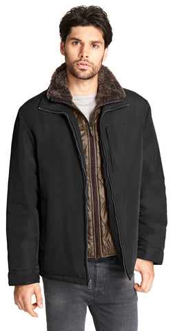 Men's Rugged Oxford Trekker Jacket
