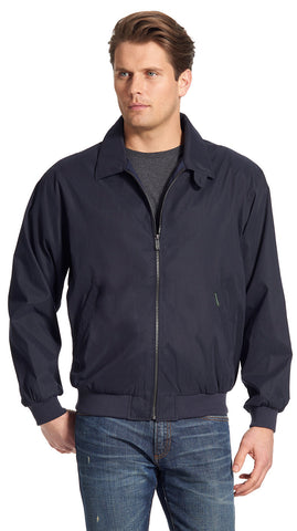 Men's Microfiber Classic Golf Jacket in Core Colors