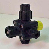 "Four Function Valve - LMI AA Series, 3/8"" Tube"