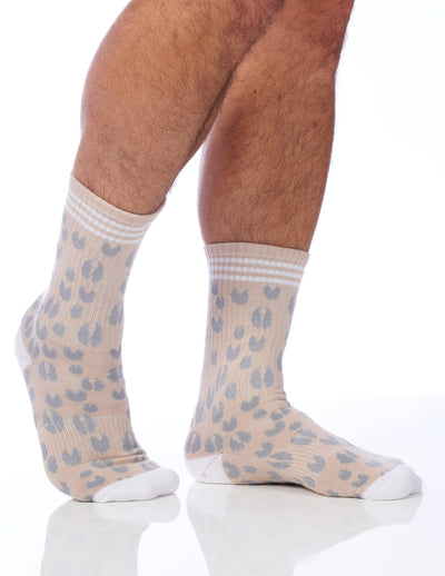 The Animal Men's Sock - Lucky Honey