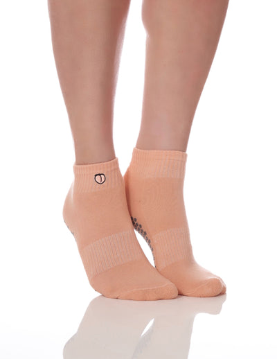 The Harlow Sock Just Peachy - Lucky Honey