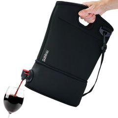 Neoprene Wine Totes