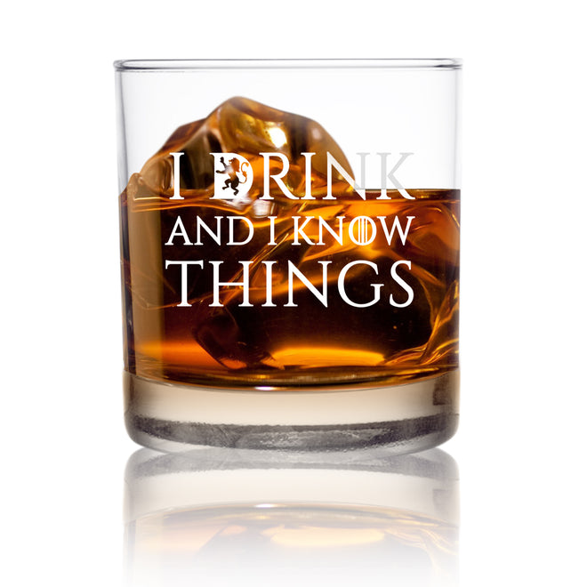Funny Whiskey Glasses