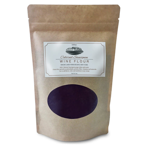 Cabernet Sauvignon Wine Flour / Wine Powder Made 100% from Grape Skins and Seeds