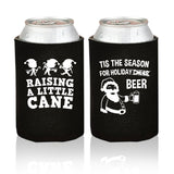 Funny Christmas 12-Pack Can Coolers