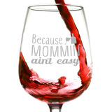Funny Wine Glasses - Choose From 4 Designs!